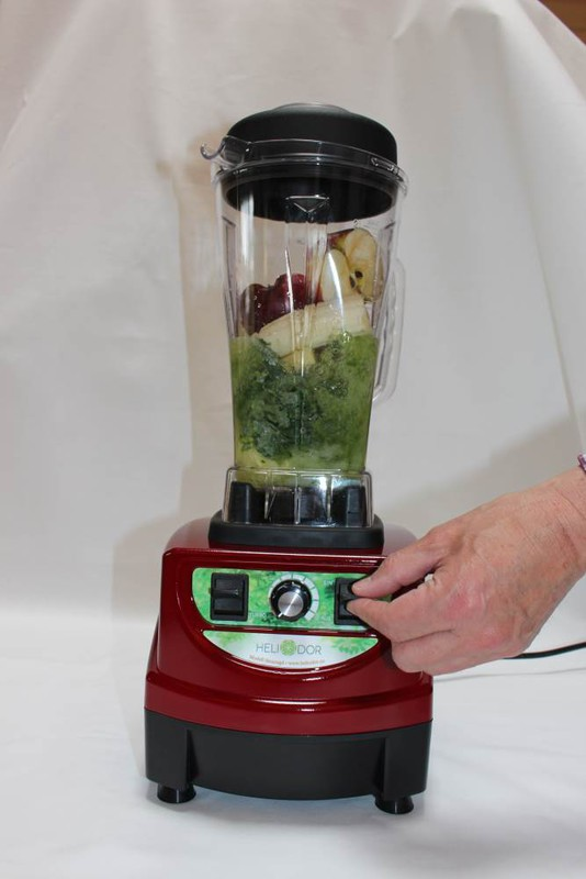 Smoothie-Mixer Funktion1