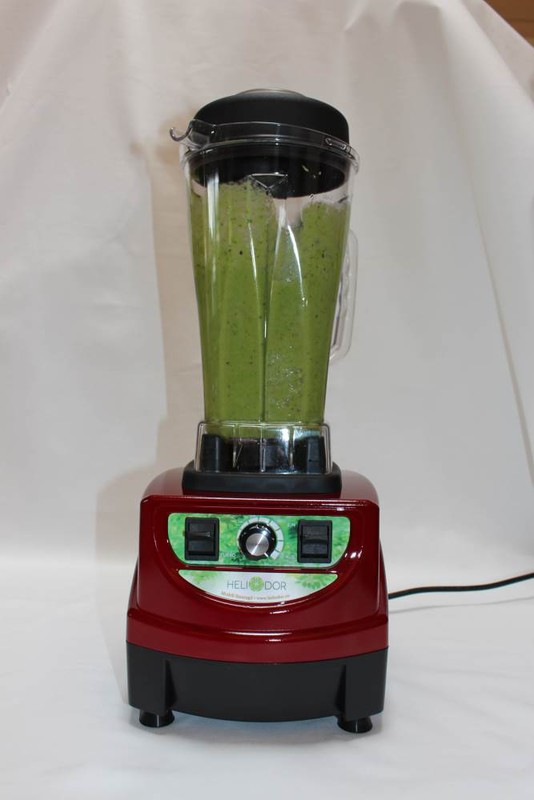 Smoothie-Mixer Funktion3